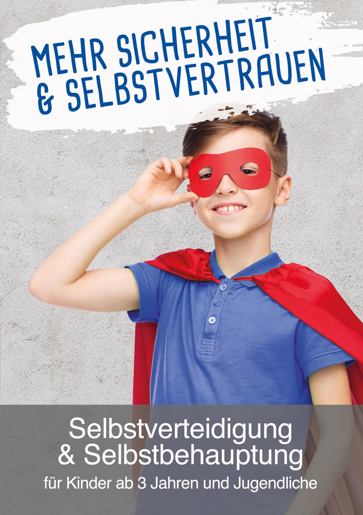 JUNIOR HEROES® Kinderunterricht