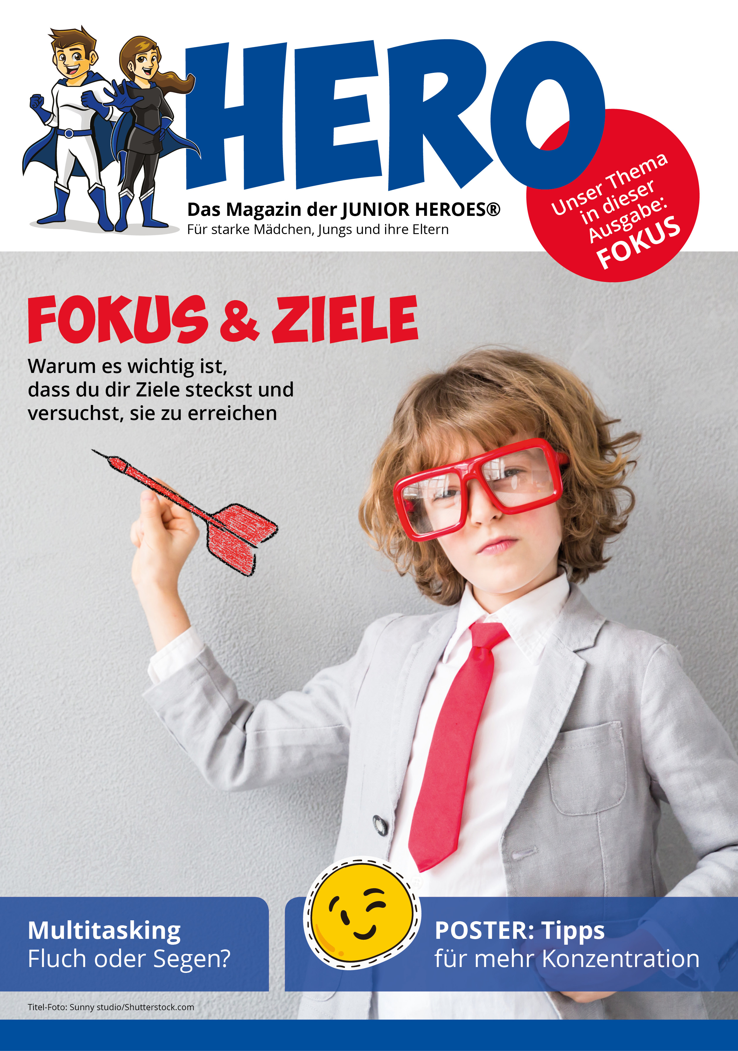 HERO Magazin 01 Thema Fokus