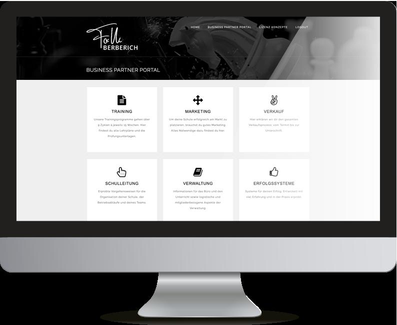 Falk Berberich Business Portal